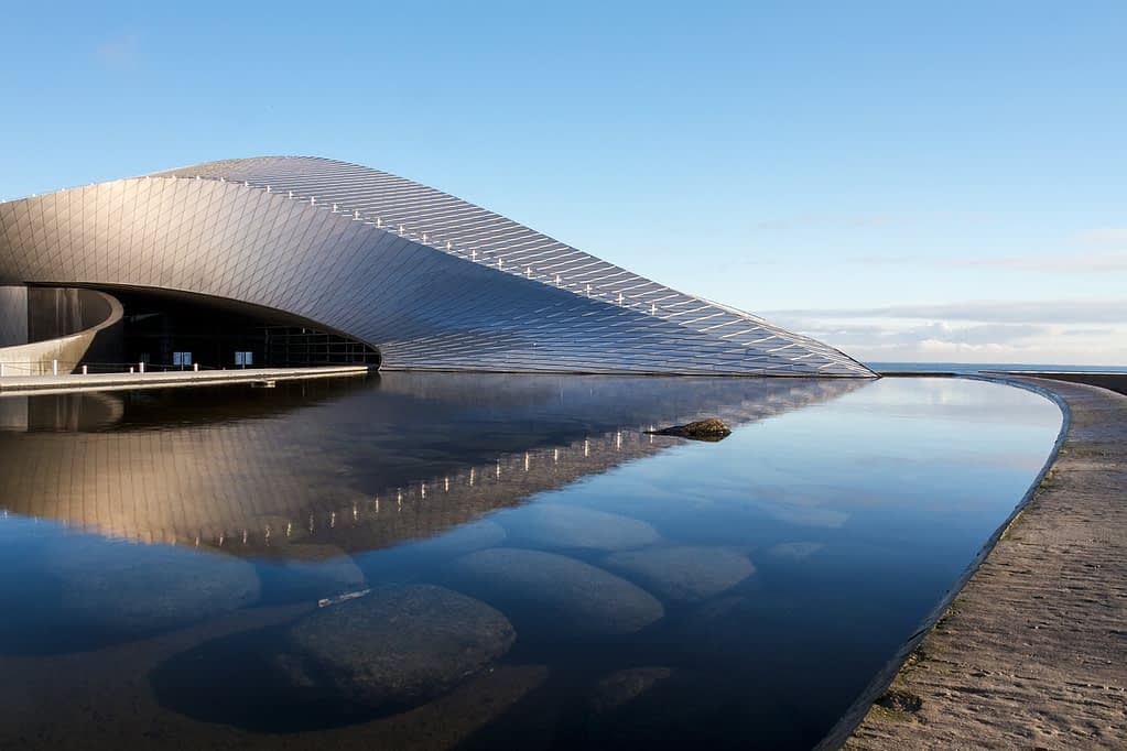 丹麦哥本哈根蓝色星球水族馆